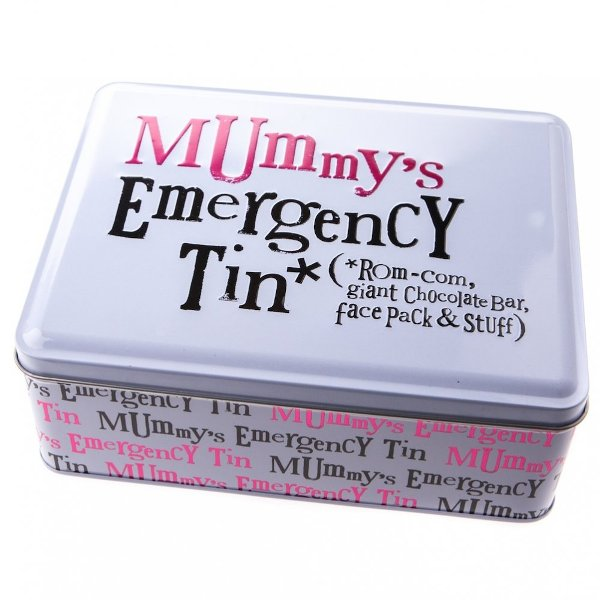 Mummy's Emergency Tin