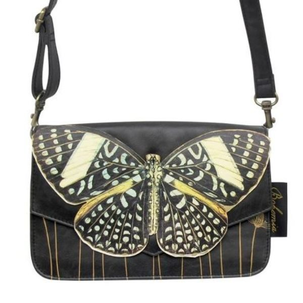 Bohemia Butterfly Clutch Bag