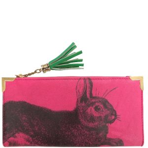 Heritage and Harlequin Rabbit Purse