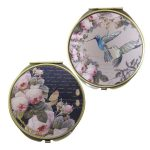 Aviary Hummingbird Compact Mirror