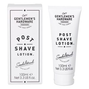 Gentlemen's Post Shave Lotion