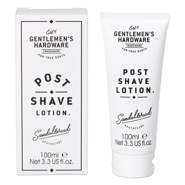 Gentlemen's Post Shave Lotion