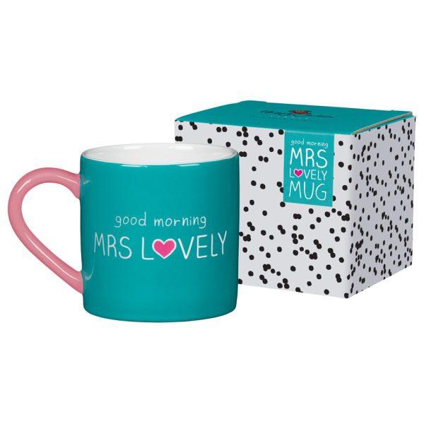 Happy Jackson Mrs Lovely Mug