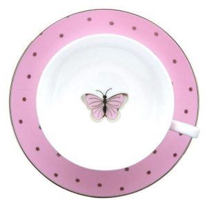 Miss Darcy Butterfly Teacup Set