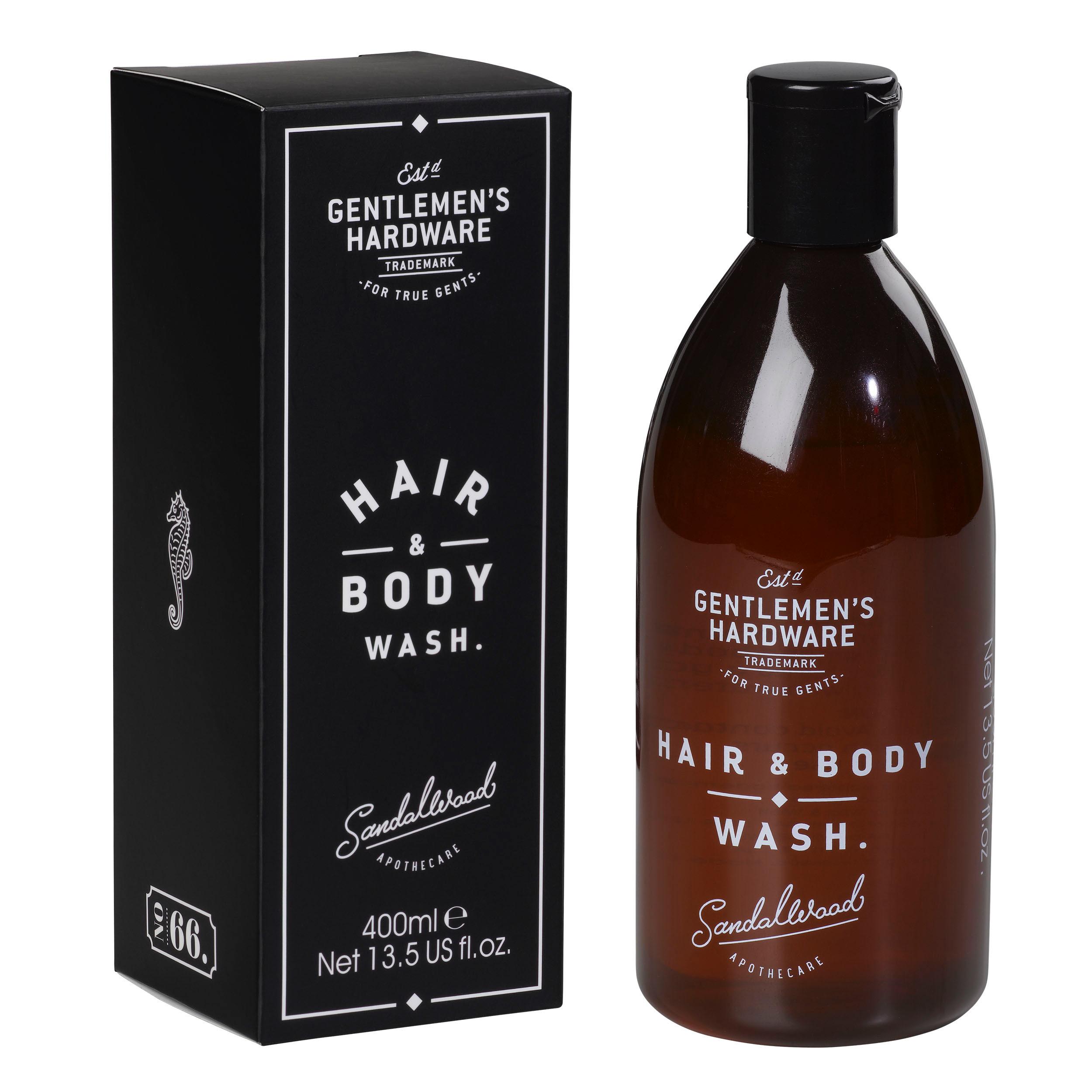 Gentleman's Hardware Hair & Body Wash