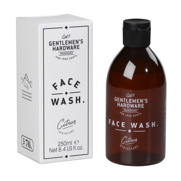 Gentleman's Hardware Face Wash