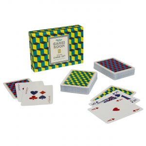 Ridley's Games Room Playing Cards