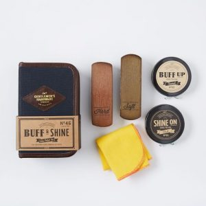 Gentleman's Hardware Shoe Shine Kit