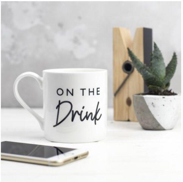 On the Drink Mug