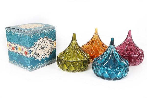 Moroccan Jewel Scented Candle