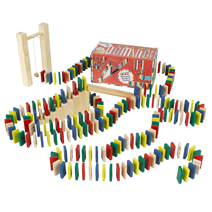 Ridley's Domino Rally