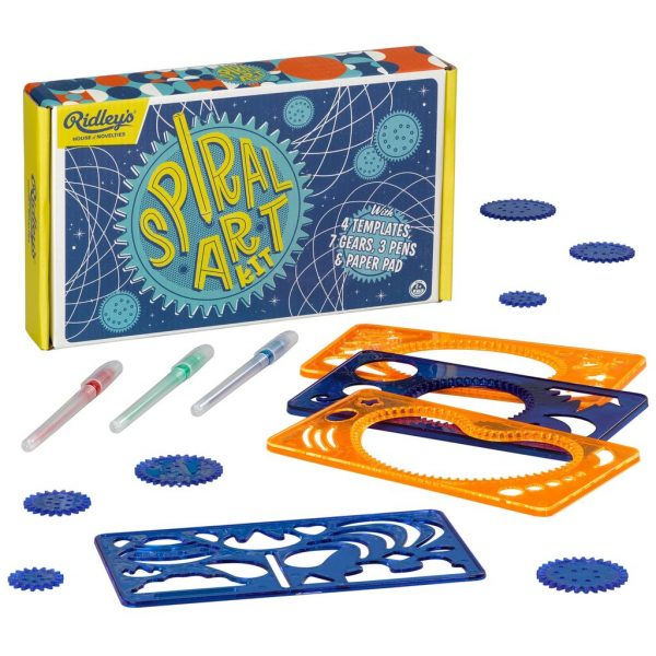 Ridley's Spiral Art Kit